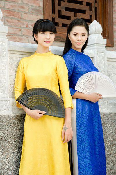 Ứng dụng của lụa tơ tằm trong ngành thời trang